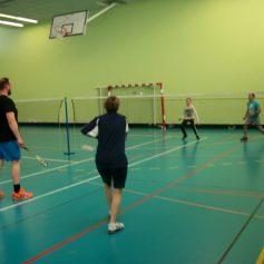 Badminton juin 2016 tournoi interne