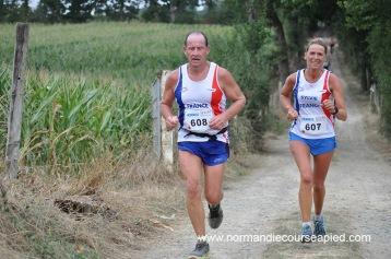 Course à pied octobre 2016 Trail d'Amayé-sur-Orne