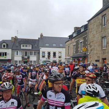 Cyclisme juin 2017 Cyclosportive Pierre le Bigaut