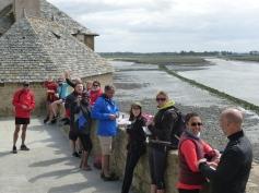 Course à pied mai 2019 Mont-Saint-Michel